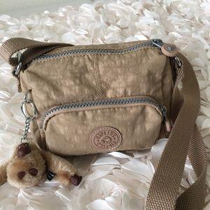 Kipling small mini messenger bag